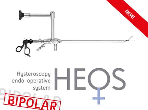 NEW! HEOS for bipolar resection